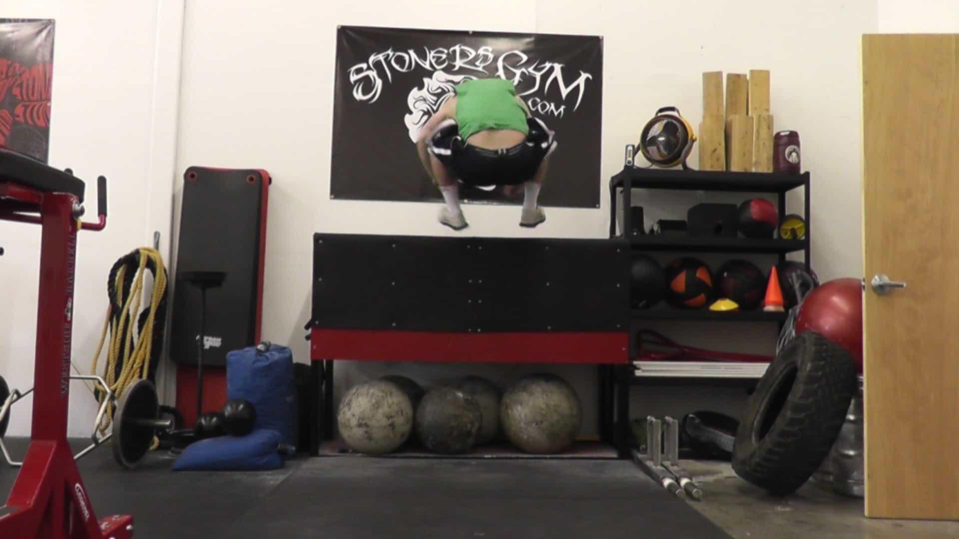 Garrett 51 inch Box jump