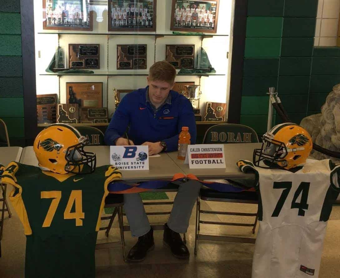 Signing with BSU